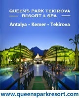 ����� ���� �������� ������ � ��� - Queen's Park Tekirova Resort & Spa