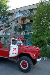 Взрыв в Изюме