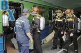 В Харькове горело метро