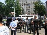 Кернеса задержали правоохранители