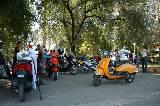 Скутер пробег в честь Дня города