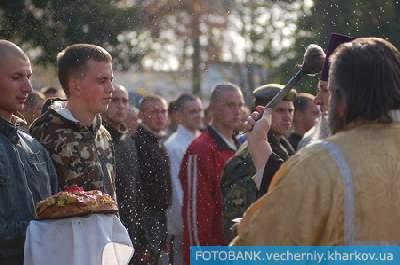Осенний призыв в армию