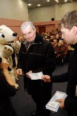 Розыгрыш призов от «Вечернего Харькова»