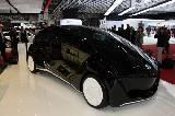В Швейцарии открылся автосалон