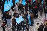 Пикет ПР на площади Свободы