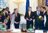 """Как Президент Ющенко """"Шахтер"""" награждал"""