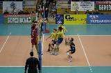 Харьковский «Локомотив» вышел в 1/16 финала Кубка Вызова