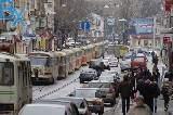 Забастовка в Харькове: стоят трамваи и троллейбусы