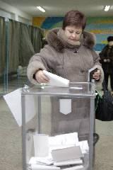 В Украине состоялся первый тур выборов президента