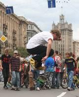 Молодежный фест стрит-культуры «UrбаNия» на этот раз собрала прогрессивных и талантливых в четырех городах страны: в Харькове, Днепропетровске, Донецке и Киеве.