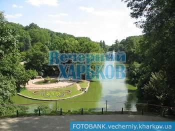 Парк Софиевка или Софиевский парк в Умани