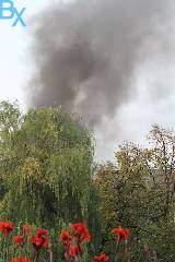 Пожар в Харьковском университете