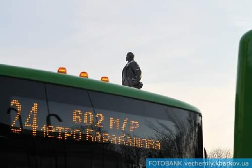 Троллейбусы для Евро-2012 вышли на Харьковские маршруты