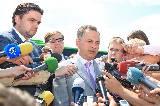 – Мы сегодня смотрели, как в условиях экстремальной нагрузки будет работать Харьковский аэропорт. Я думаю, авиационной составляющей все остались довольны, – отметил Борис Колесников.