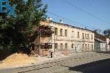 Столетние дома на Москалевке дождались реконструкции