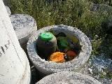 На Харьковщине продолжается работа по вывозу пестицидов