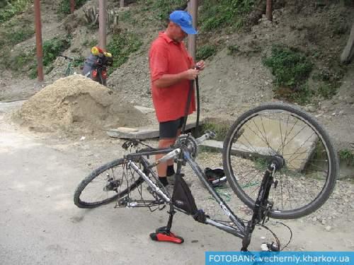 Восхождение на Эльбрус? Только на велосипеде! IMG_0671