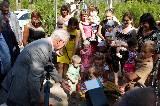 Визит премьер-министра Украины Николая Азарова в Харьков