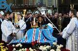 Митрополита Никодима похоронили в Свято-Благовещенском соборе