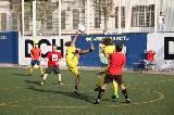 Как музыканты и литераторы в Харькове в футбол играли