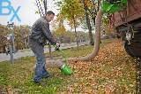 В Харькове появился уличный чудо-пылесос