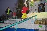 В Харькове прошли соревнования по сноубордингу