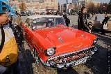 В Харькове прошла выставка ретроавтомобилей