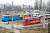 В Харьков прибыли еще три чешских трамвая