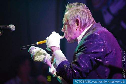 Ђјукцџонї в 'арькове представил новый альбом