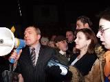Харьков 7 лет назад: холодный ноябрь 2004-го