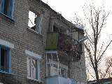 Взрыв газового баллона в жилом доме Купянска