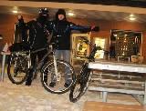 Харьковский экстремал возвратился из зимнего велопохода