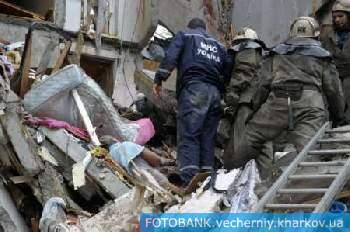Взрыв в Днепропетровке