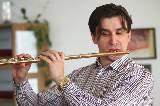 Харьковчане услышали золотую флейту