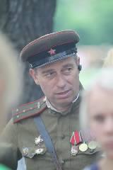 В Харькове показали технику и оружие времен ВОВ