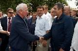 Премьер Азаров приезжал в Харьков