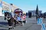Главная елка Харькова на площади Свободы