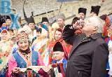 Харьков проводил зиму и встретил Масленицу