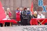 Митинг на площади Конституции против НАТО