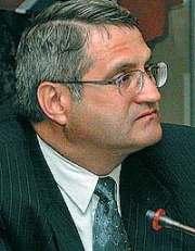 Віктор Ющенко представив нового Голову ДПА України
