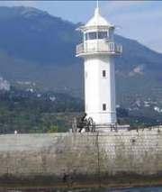 Все маяки на морском побережье страны являются собственностью Украины