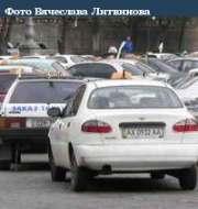 Таксистов проверяет транспортная инспекция