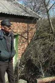 Чиновники не признали оползень в Купянске чрезвычайной ситуацией