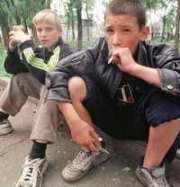 Подростковая преступность на спаде