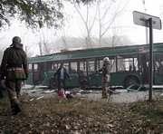 Теракт в Тольятти: Взрыв связали с перевозкой нитроглицерина