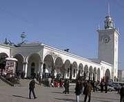 На симферопольском ж/д вокзале обнаружена взрывчатка