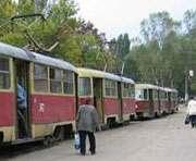 Харьковчане игнорируют городской электротранспорт