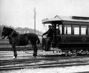 «История харьковского конного трамвая»