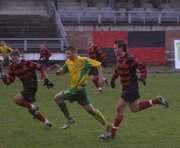 Футбол: Уступили «Прикарпатью»