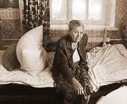 Кто поможет одинокой старушке?